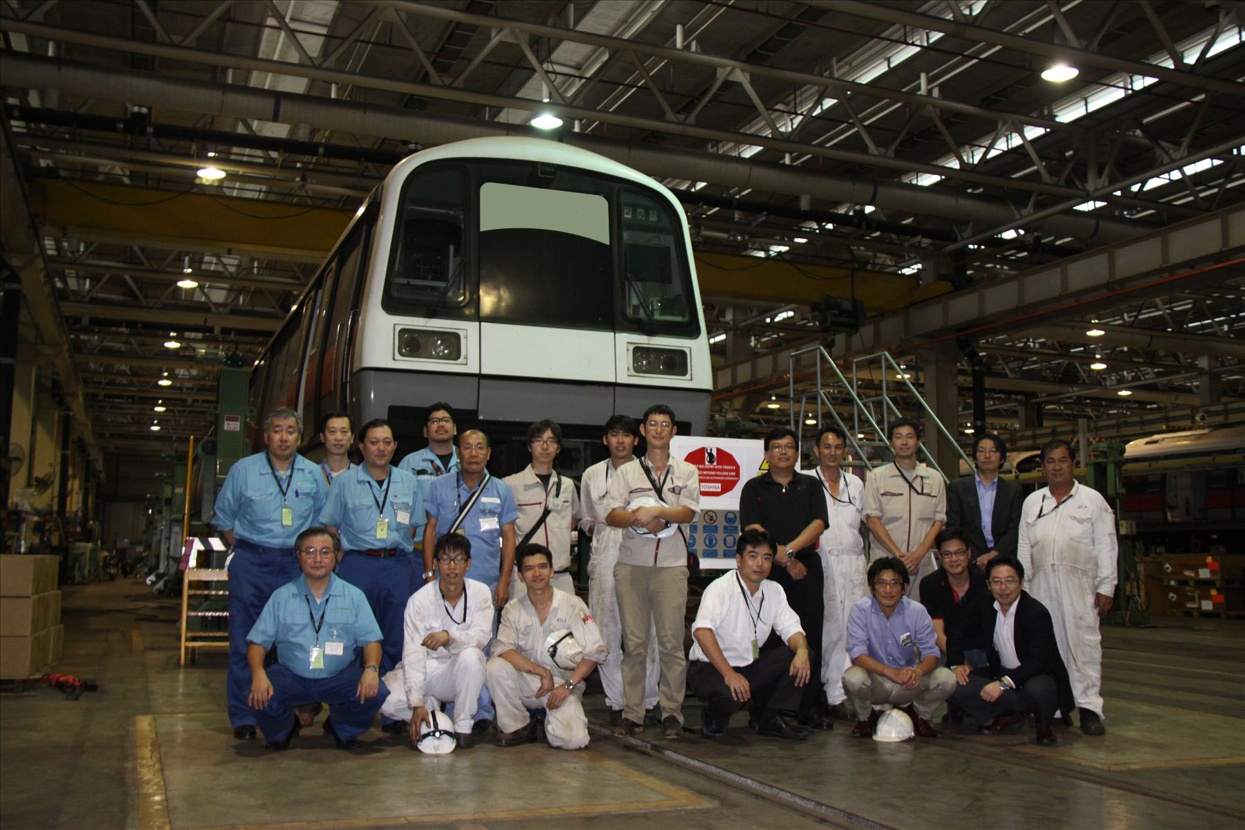 smt group originally the rolling stock function was a subset of smt technical services pte since her establishment in year 2013 smt rolling stock pte was